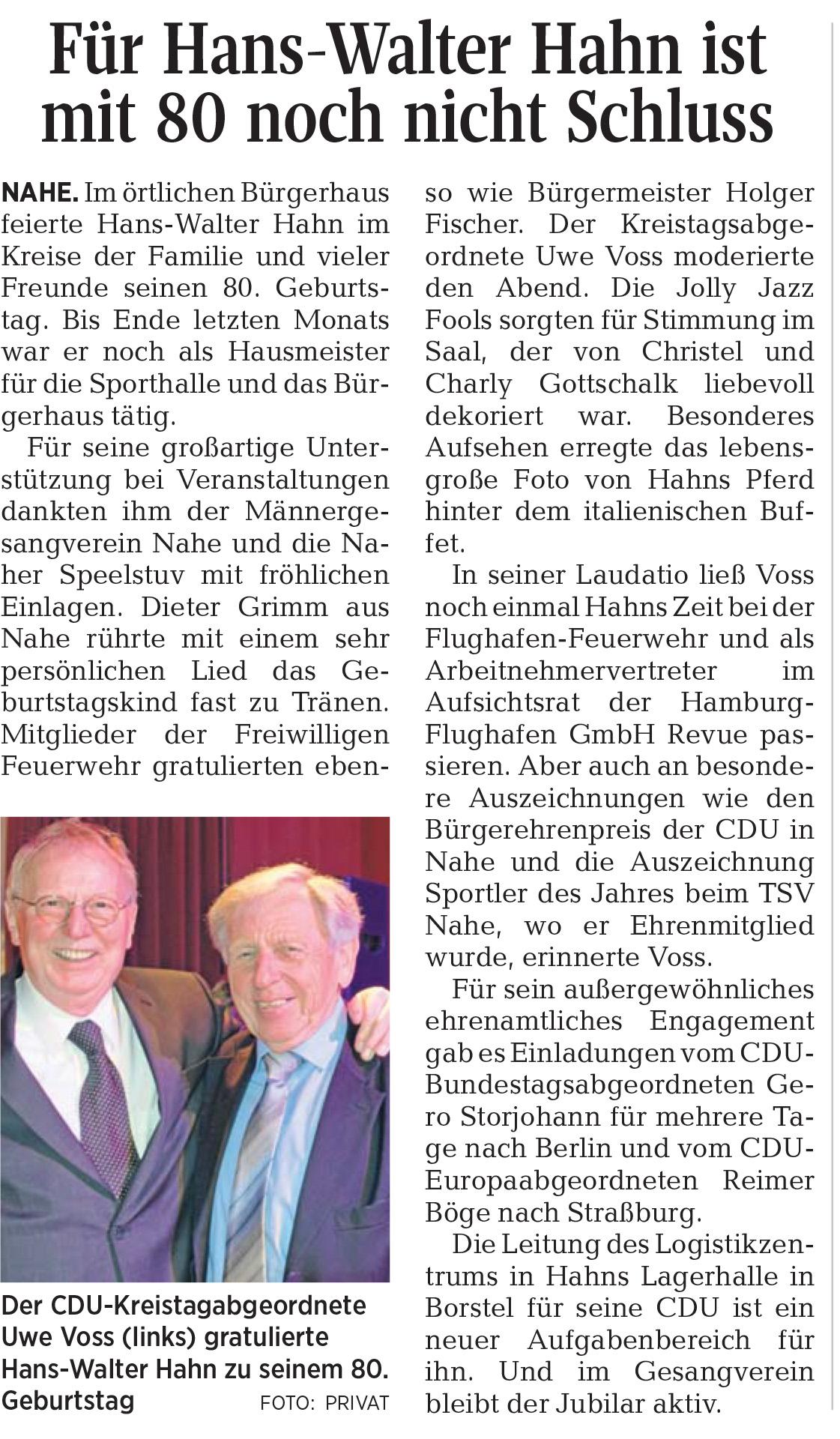 SZ Hans-Walter Hahn